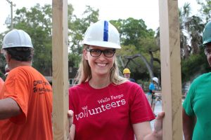 Volunteering at Habitat Sarasota